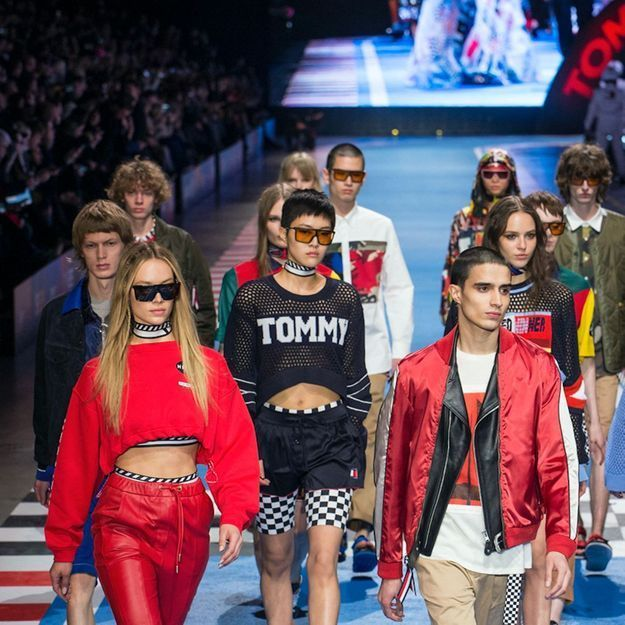Fashion Week : suivez le défilé Tommy Hilfiger en direct