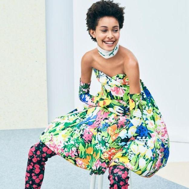 H&M : Richard Quinn, sa collection en vente dès le 5 octobre