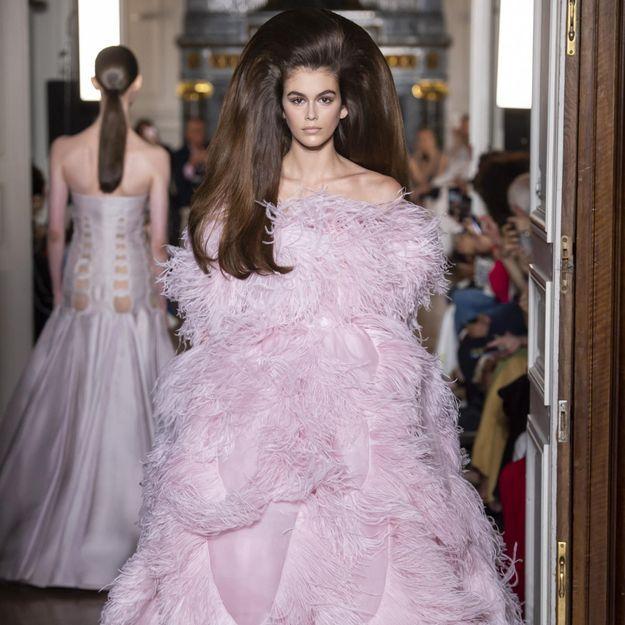Haute Couture A/H 18-19 : Valentino, ou l'éloge de la mythologie grecque