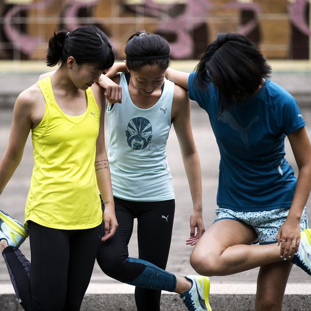 IGNITE YOUR CITY : La communauté de runners Puma tout autour du monde