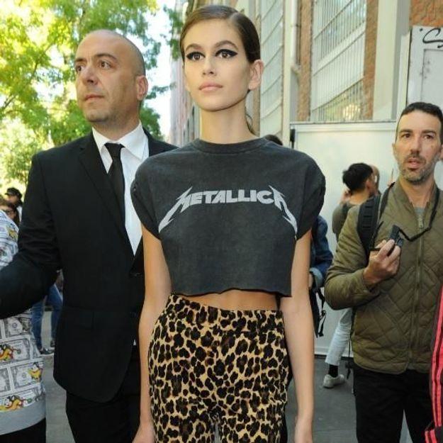Il nous faut le pantalon léopard de Kaïa et Bella
