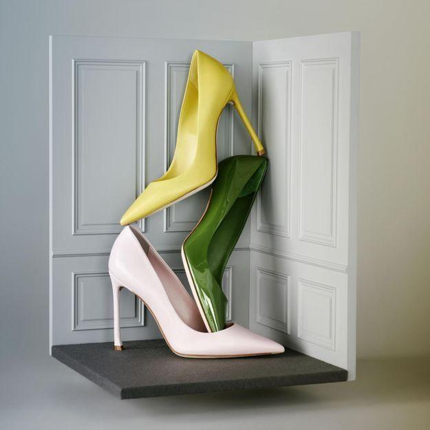 It pièce : l'escarpin Dioressence de Dior