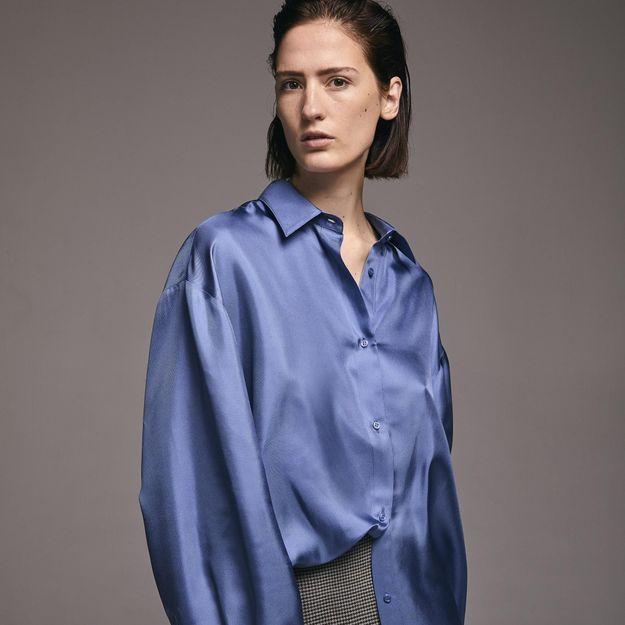 It pièce : la chemise Chloé en édition limitée de MdN