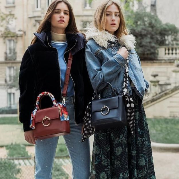 It-pièce : le sac Anouck de Claudie Pierlot