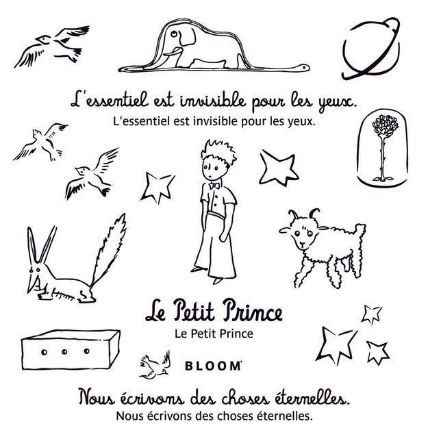 It Piece Les Tatouages Ephemeres Du Petit Prince By Bloom Elle