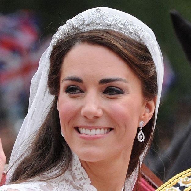 Kate Middleton : on sait enfin qui a signé ses chaussures de mariée