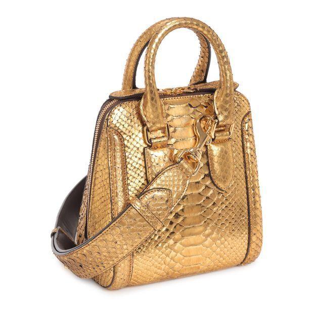 L'instant mode : Alexander McQueen réinvente le sac Heroine