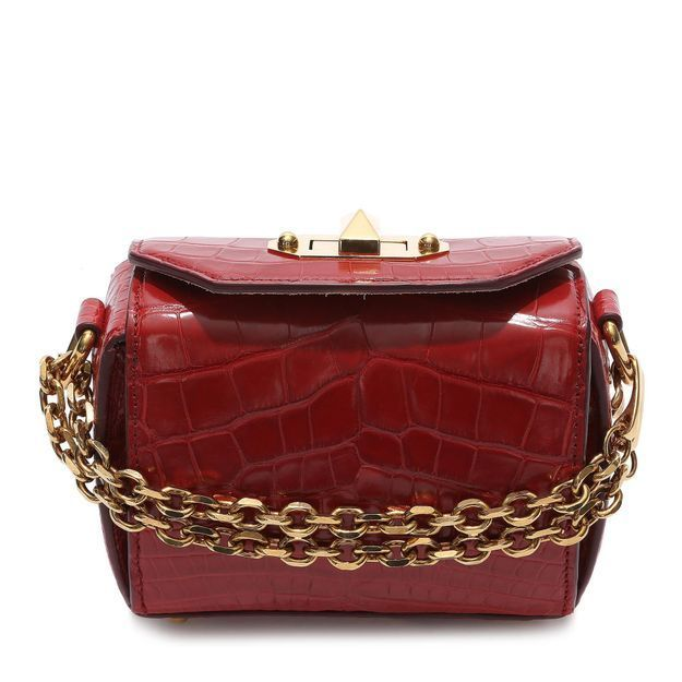 L'instant mode : Alexander McQueen relance son Box Bag