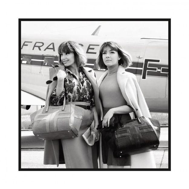 L'instant mode : Brigitte, entre 60's et 70's pour Gerard Darel