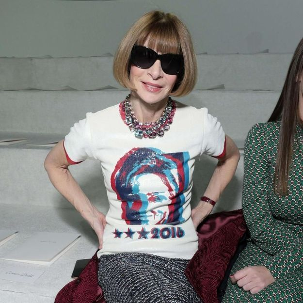 L'instant mode : Hillary Clinton, star de la Fashion Week