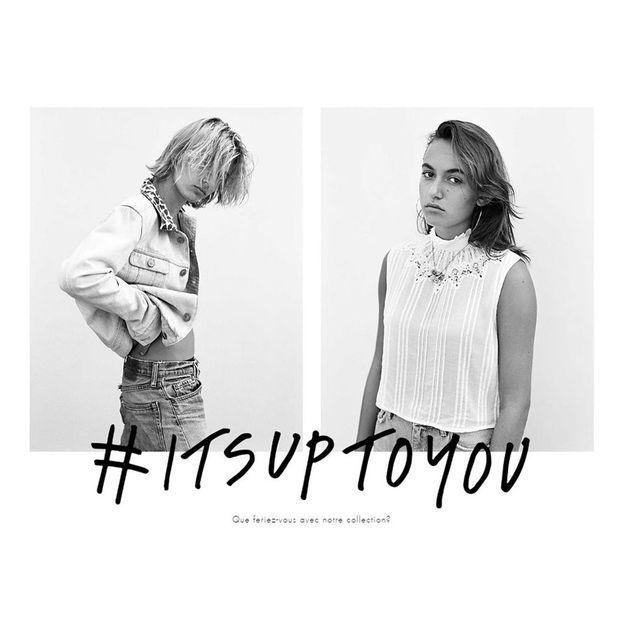 L'instant mode : « It's up to you ». Et si vous apparaissiez dans la campagne AllSaints ?