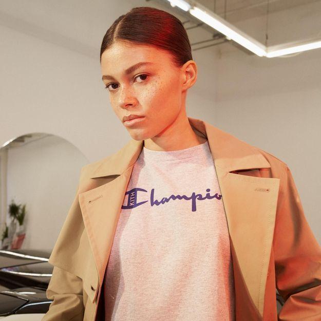 L'instant mode : Kith x Champion, la collection athleisure qui débarque sur Net-à-Porter
