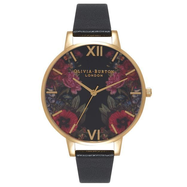 L'instant mode : l'inspiration vintage des montres Olivia Burton
