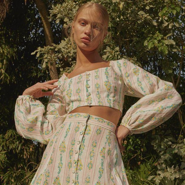 L'instant mode : la collection Emilia Wickstead pour Matchesfashion.com