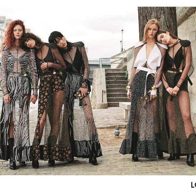 L'instant mode : Louis Vuitton rend hommage à Paris dans sa nouvelle campagne « Series 6 »