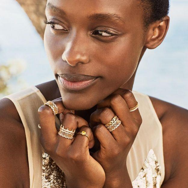 L'instant mode : Pandora lance sa première ligne de bijoux dorés à l'or fin