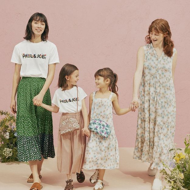 L'instant mode : Uniqlo et Paul & Joe imaginent une collection mère-fille à petit prix