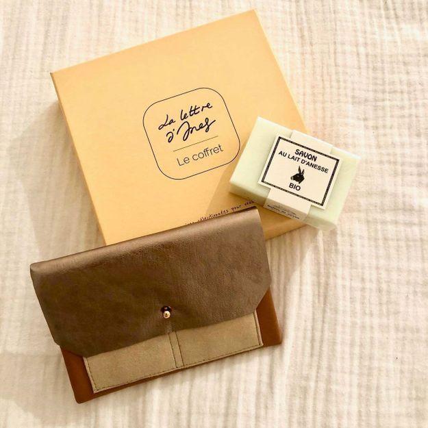 La lettre d'Ines le coffret : découvrez le contenu de la box de mars