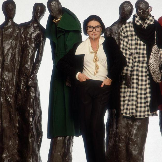 La styliste Emmanuelle Khanh est décédée