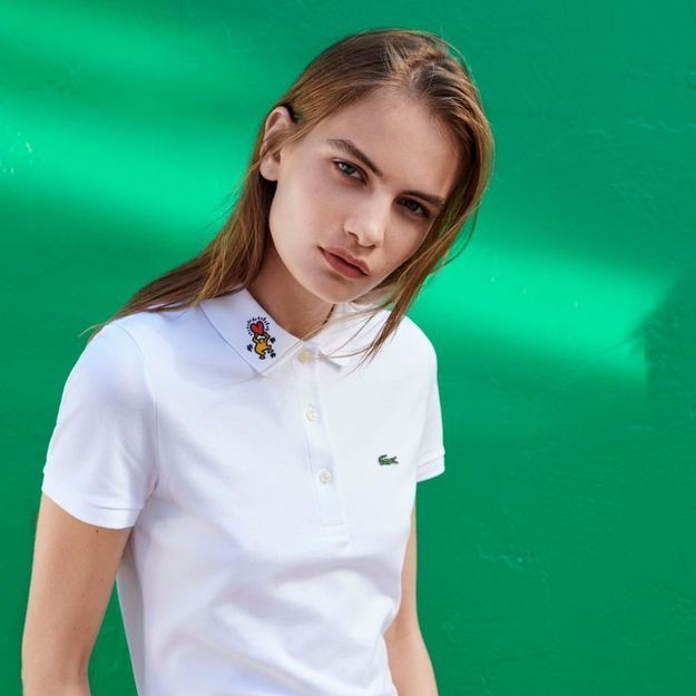Lacoste x Keith Haring : la collaboration phare du printemps