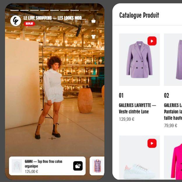 Le live shopping pourrait bien révolutionner vos achats en ligne