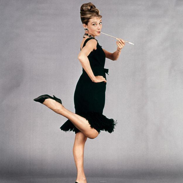 Le look de la semaine : Audrey Hepburn dans « Diamants sur canapé »