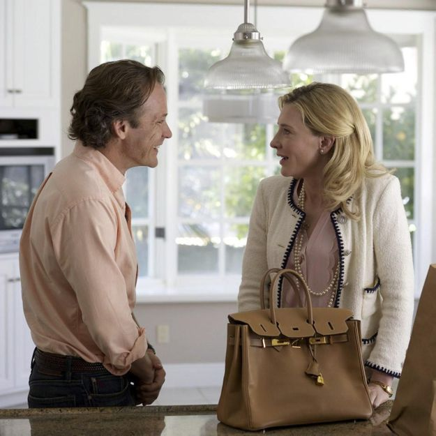Le look de la semaine : Cate Blanchett dans « Blue Jasmine »