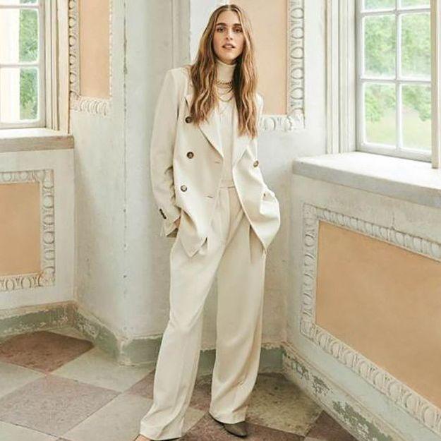 Le tailleur pantalon le plus tendance de la saison est signé H&M