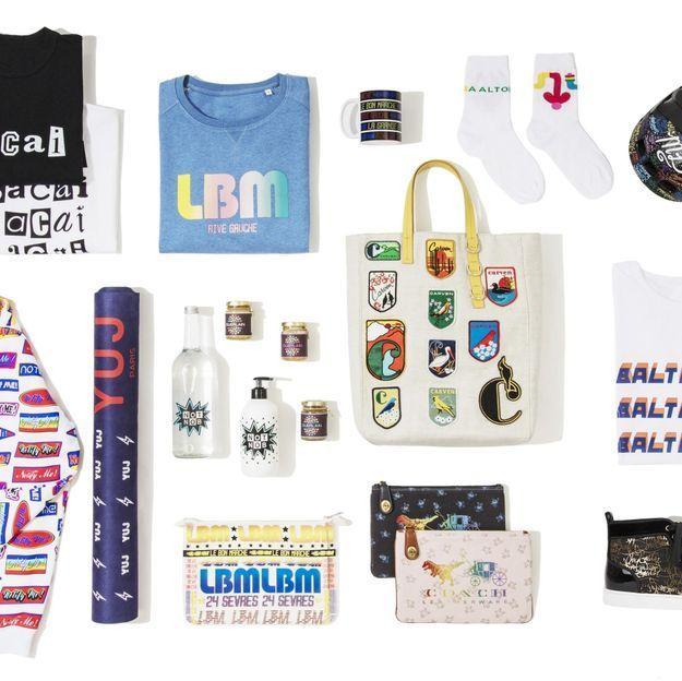 « Let's go Logo ! », l'exposition qui honore le logo au Bon Marché Rive Gauche