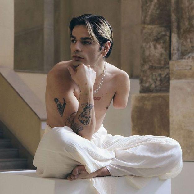 Luc Bruyère, mannequin militant : « Il est primordial que la mode représente la société dans sa totalité »