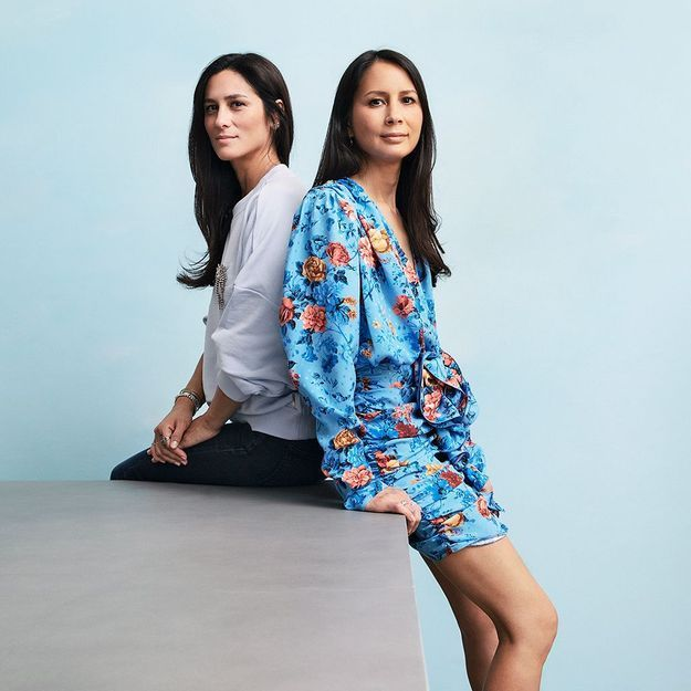 Mélanie et Amélie Huynh : yoga, mode et beauté