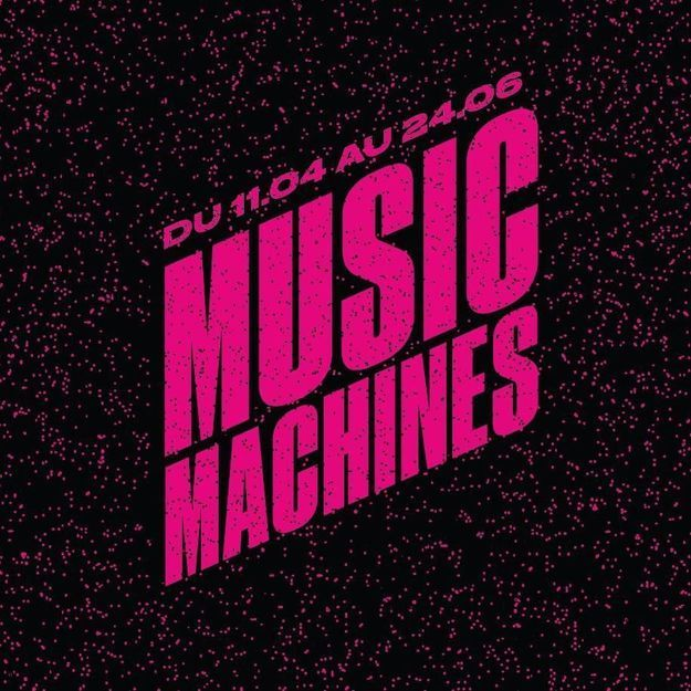 « Music machines » aux Galeries Lafayette, le son monte dans le grand magasin