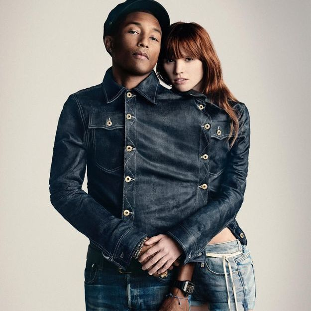 Pharrell Williams : l'aventure continue avec G-Star RAW