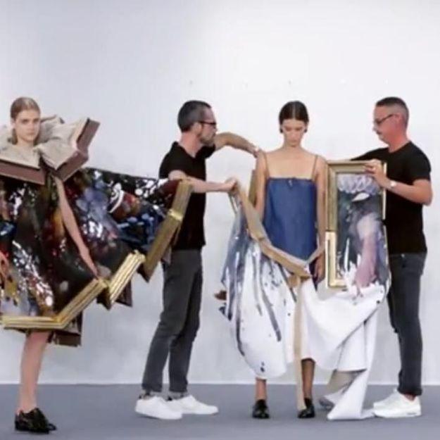 #PrêtàLiker : découvrez les secrets de fabrication de la dernière collection Viktor & Rolf