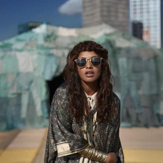 #PrêtàLiker : H&M lance la Recycle Week avec la chanteuse M.I.A.
