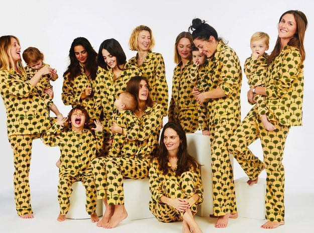 Push mode : les pyjamas élégants signés Holi Holi