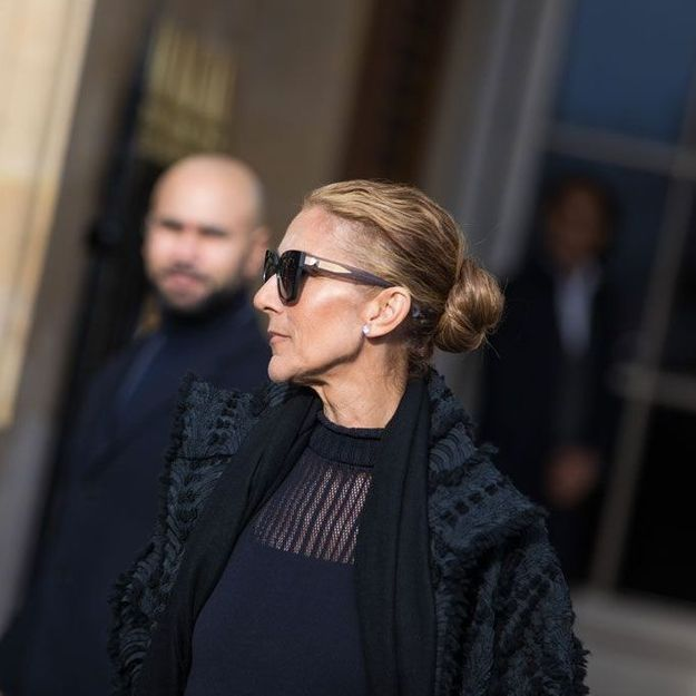 Quand Céline Dion ose le look Mary Poppins