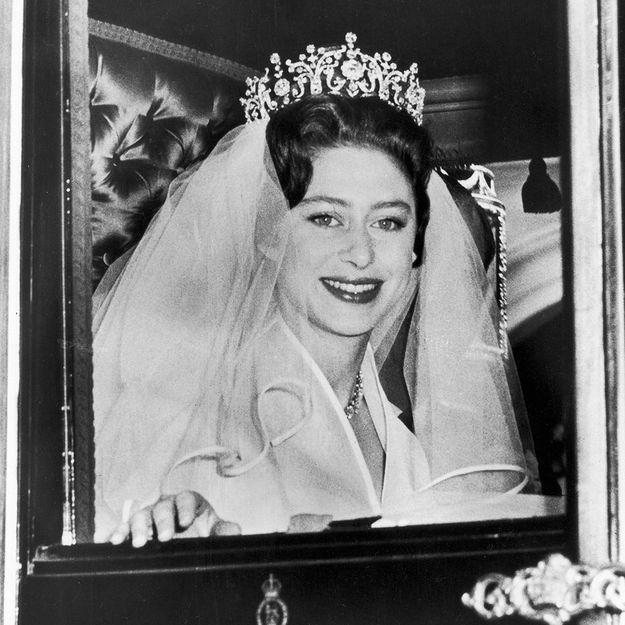Quelle histoire se cache derrière la tiare préférée de la princesse Margaret ?