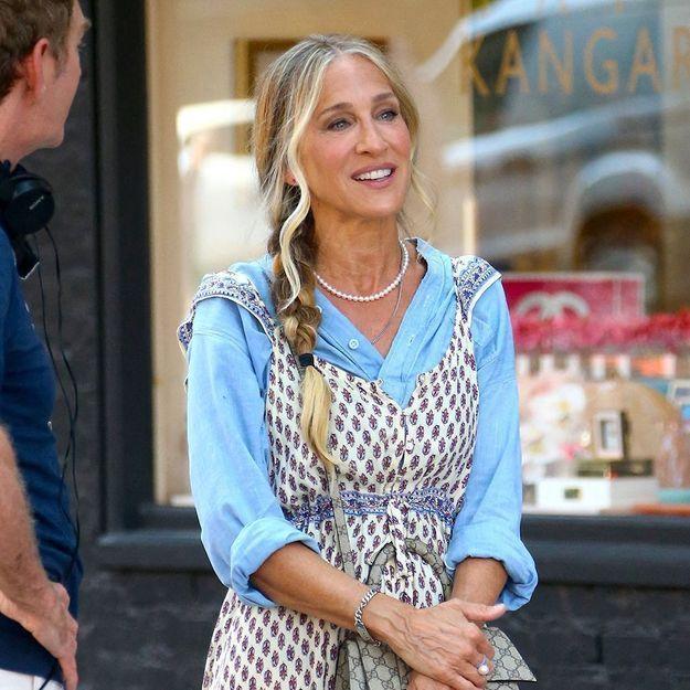 Reboot de « Sex And The City » : ce look de Carrie Bradshaw fait polémique