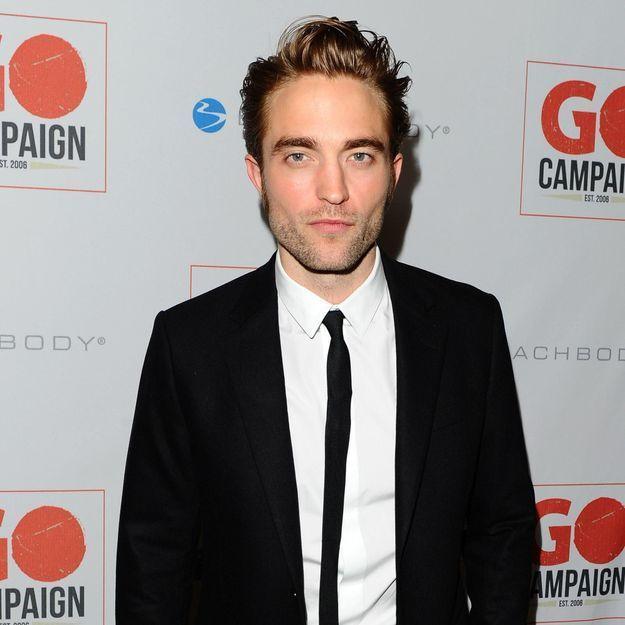 Robert Pattinson, designer ?