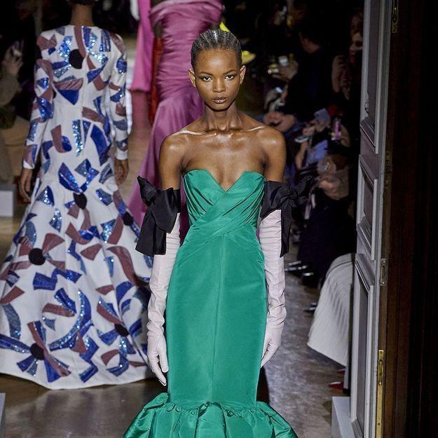 Suivez le défilé Valentino Haute Couture en direct