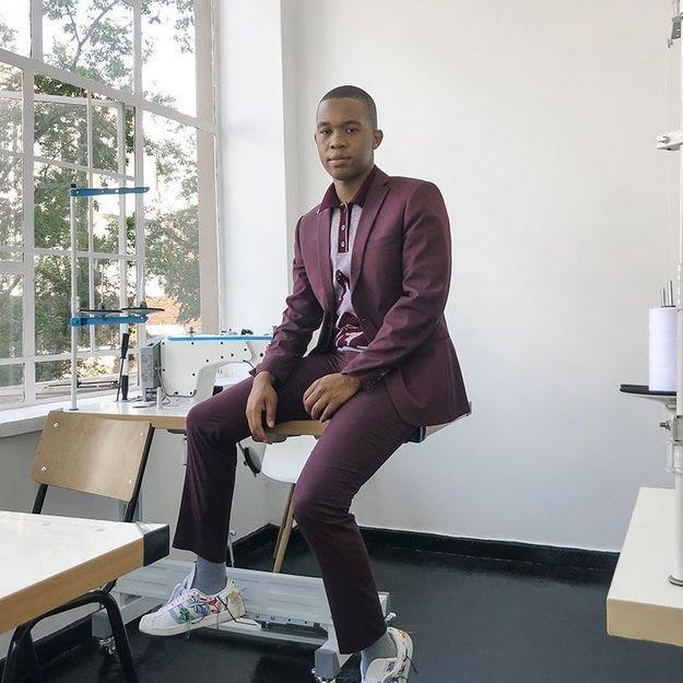 Thebe Magugu : « La mode n'est pas qu'une histoire de vêtements »