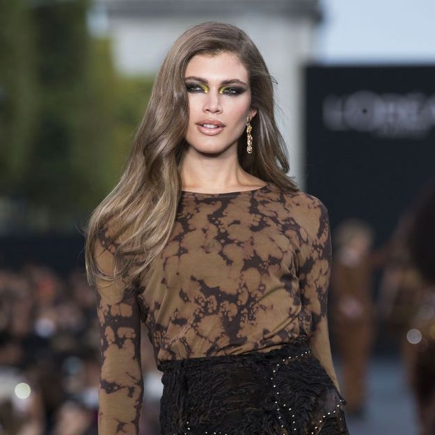 Valentina Sampaio devient le premier mannequin transgenre à rejoindre Victoria's Secret
