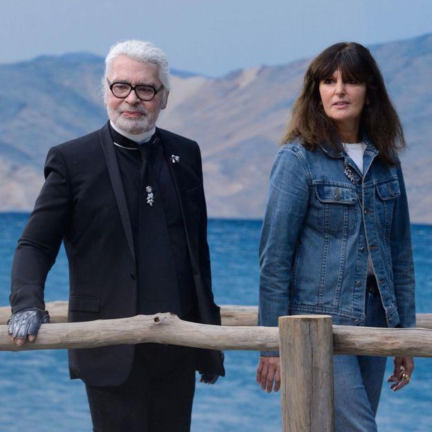 Virginie Viard remplace Karl Lagerfeld chez Chanel