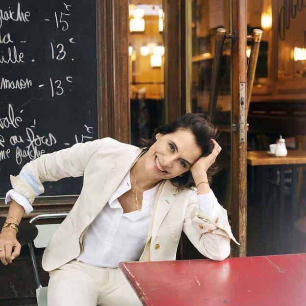 Ines, l'icône de mode à la française