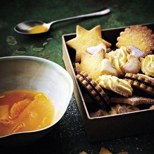 Des biscuits légers pour Noël