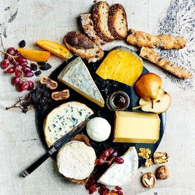 Quel plateau de fromages pour les fêtes ?