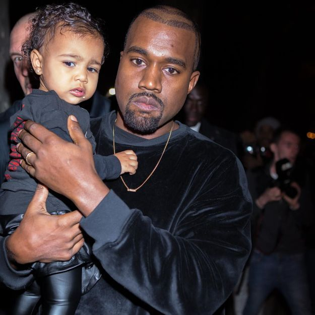 A 16 mois, North West a une garde-robe inestimable