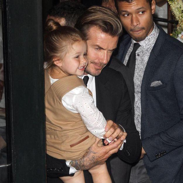 A 3 ans, Harper Beckham est déjà une vraie fashionista