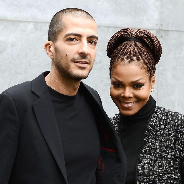 A 50 ans, Janet Jackson a accouché de son premier enfant